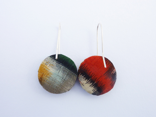 meisen orb earrings