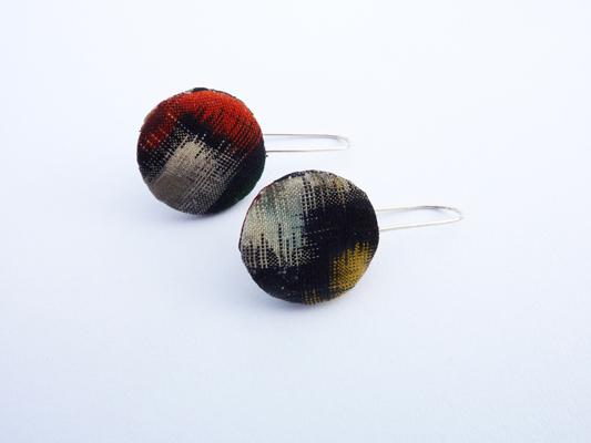meisen orb earrings